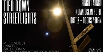 Tied Down - 'Streetlights' Single Launch