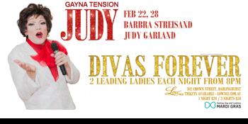 Divas Forever- Judy & Barbara