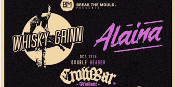 Whisky Grinn (USA send-off) // Alaina (EP Launch)