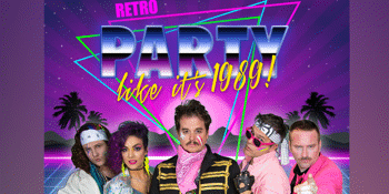 Never Ending 80's - Retro Party like its 1989