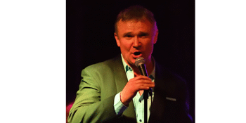 A Tribute to Sinatra at the Sands featuring The Ben McGill Big Band