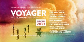 VOYAGER RUNAWAY TOUR
