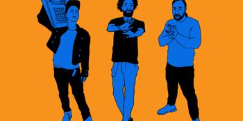 Monkey Marc ft. Rider Shafique (UK), Fyah Roiall (JA) & DJ Wasabi