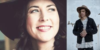 Taasha Coates (The Audreys) & Nathan Cavaleri