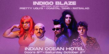 Indigo Blaze