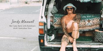 Jordy Maxwell I Brisbane