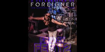 A CELEBRATION OF FOREIGNER - The Australian Foreigner Show