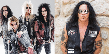 Crashdiet & Jizzy Pearl's Love Hate