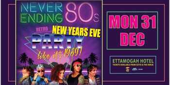 Never Ending 80's - Retro New Years Eve Party