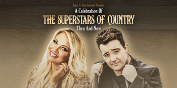 The Superstars of Country: Then & Now' Starring Hayley Jensen & Jason Owen - LATE SHOW