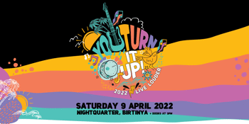NEW DATE - Youturn It Up!
