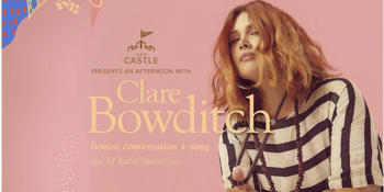 An Afternoon with Clare Bowditch