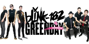 Bink 182 / Green Day Experience