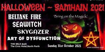 Helloween Samhain 2021