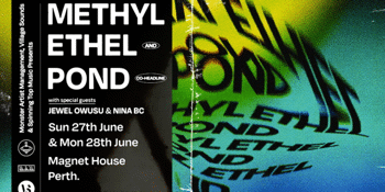 METHYL ETHEL & POND
