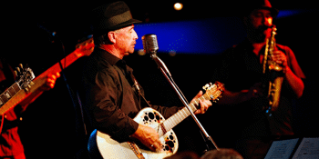 CANCELLED - Van the Man – A Tribute to Van Morrison - LATE SHOW