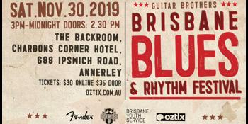 Brisbane Blues & Rhythm Festival 2019