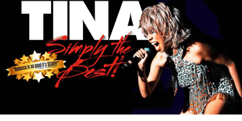 Rebecca OÇonnor is Simply The Best as Tina Turner!