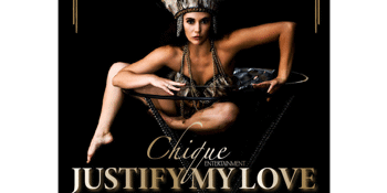 Justify My Love - An Erotic Cabaret (Early Session 6pm Show)