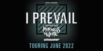 I PREVAIL The Trauma Tour Australia 2020