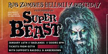 Rob Zombies Hellbilly birthday