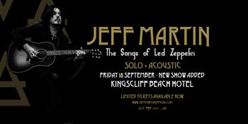 Jeff Martin - The Songs of Led Zeppelin