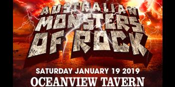 Australia Monsters of Rock - Open Air Concert