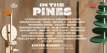 POSTPONED - In The Pines 2020