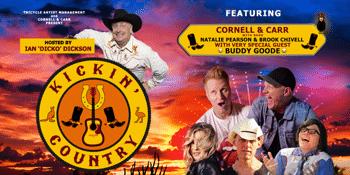 POSTPONED - Kickin' Country