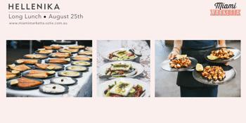 Hellenika Long Lunch 2019