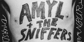 POSTPONED - Amyl & The Sniffers - June Residency