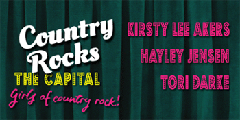 Girls of Country Rock