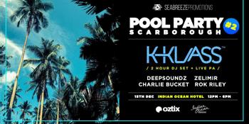 K-Klass DJ Set & Live PA
