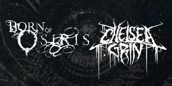 Born Of Osiris & Chelsea Grin Australian Tour
