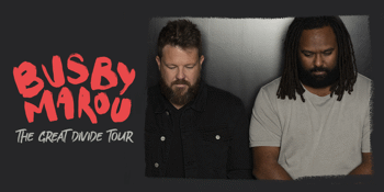 Busby Marou - The Great Divide Tour