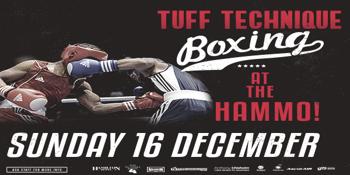 Hamilton Hotel Christmas Boxing Bash