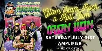 "CANCELLED - ""Glam Slam Rock n Roll Jam"""