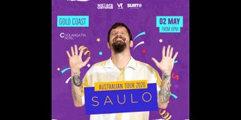 Saulo - Australian Tour