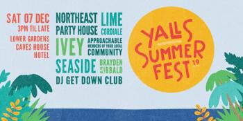 Yalls Summer Fest 2019