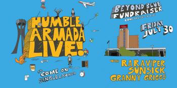Humble Armada Live!