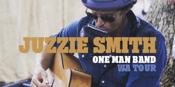 """Juzzie Smith - """"One Man Band"""""""