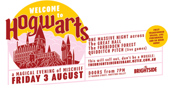 Welcome to Hogwarts - A Magical Evening of Mischief