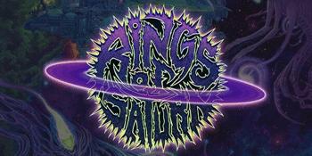Rings Of Saturn Australian Tour 2019