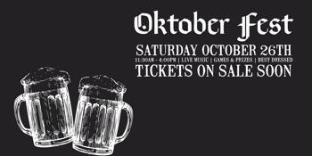 Oktoberfest @ Headricks Lane