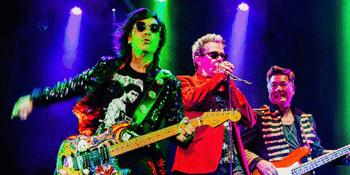 Get Rocked! (Les Gock & Rick Lum of HUSH & CHOIRBOYS' Mark Gable)