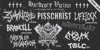 Hardcore Victim 10 Year Anniversary