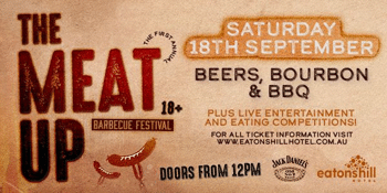 The Meat Up BBQ Festival at Eatons Hill Hotel