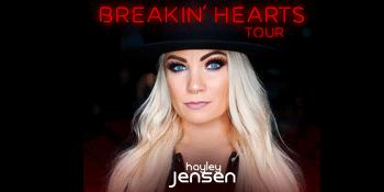 Hayley Jensen 'Breakin' Hearts' Album Launch