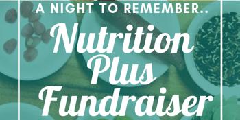Nutrition Plus Fundraiser