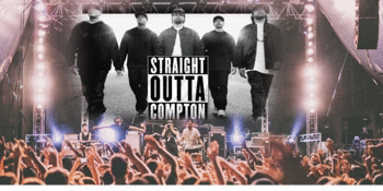 STRAIGHT OUTTA COMPTON LIVE - NATIONAL TOUR